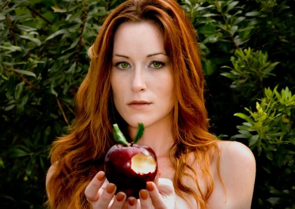 Niente fico... è solo la santa mela!