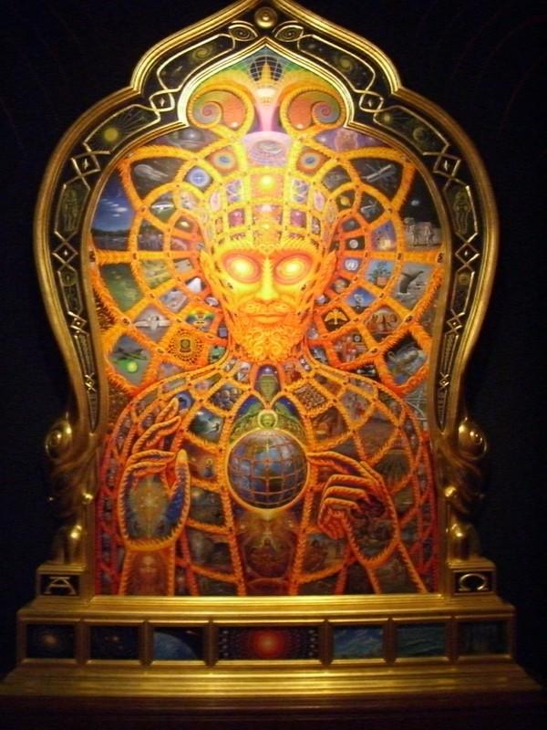 LA VISIONE DEL CRISTO COSMICO secondo Bede Griffiths