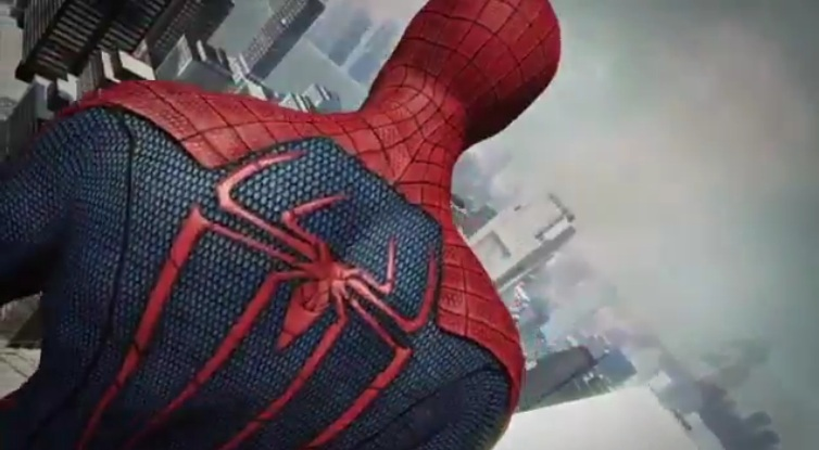 The-Amazing-Spiderman-Videogame