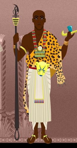 Sacerdote Shem di Heliopolis