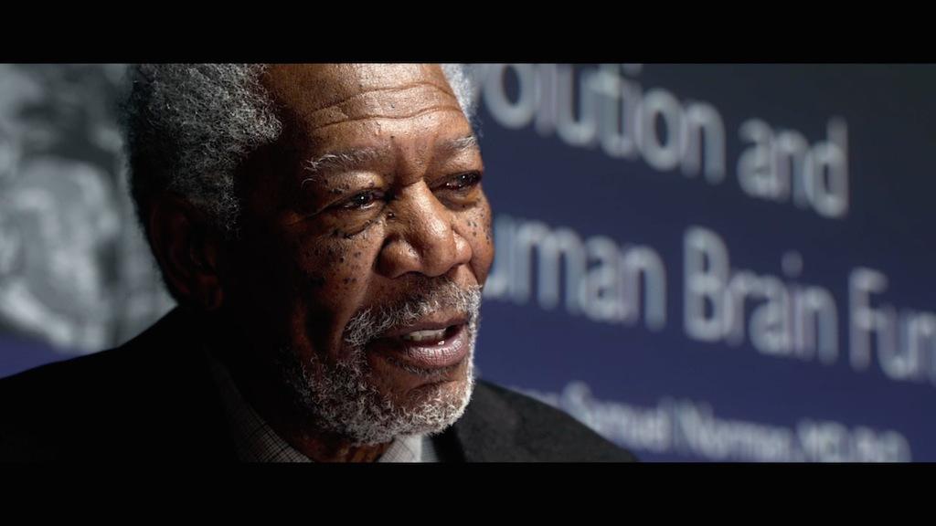 Freeman spiega le conseguenze dell'incremento delle capacità cerebrali