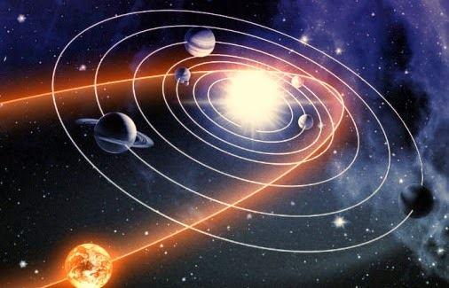 L'ASTRO STRANIERO NEL SISTEMA (solare) PAGANO