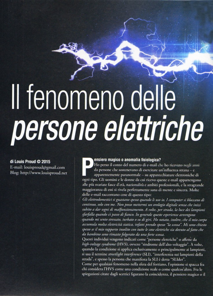 ELECTRIC PEOPLE