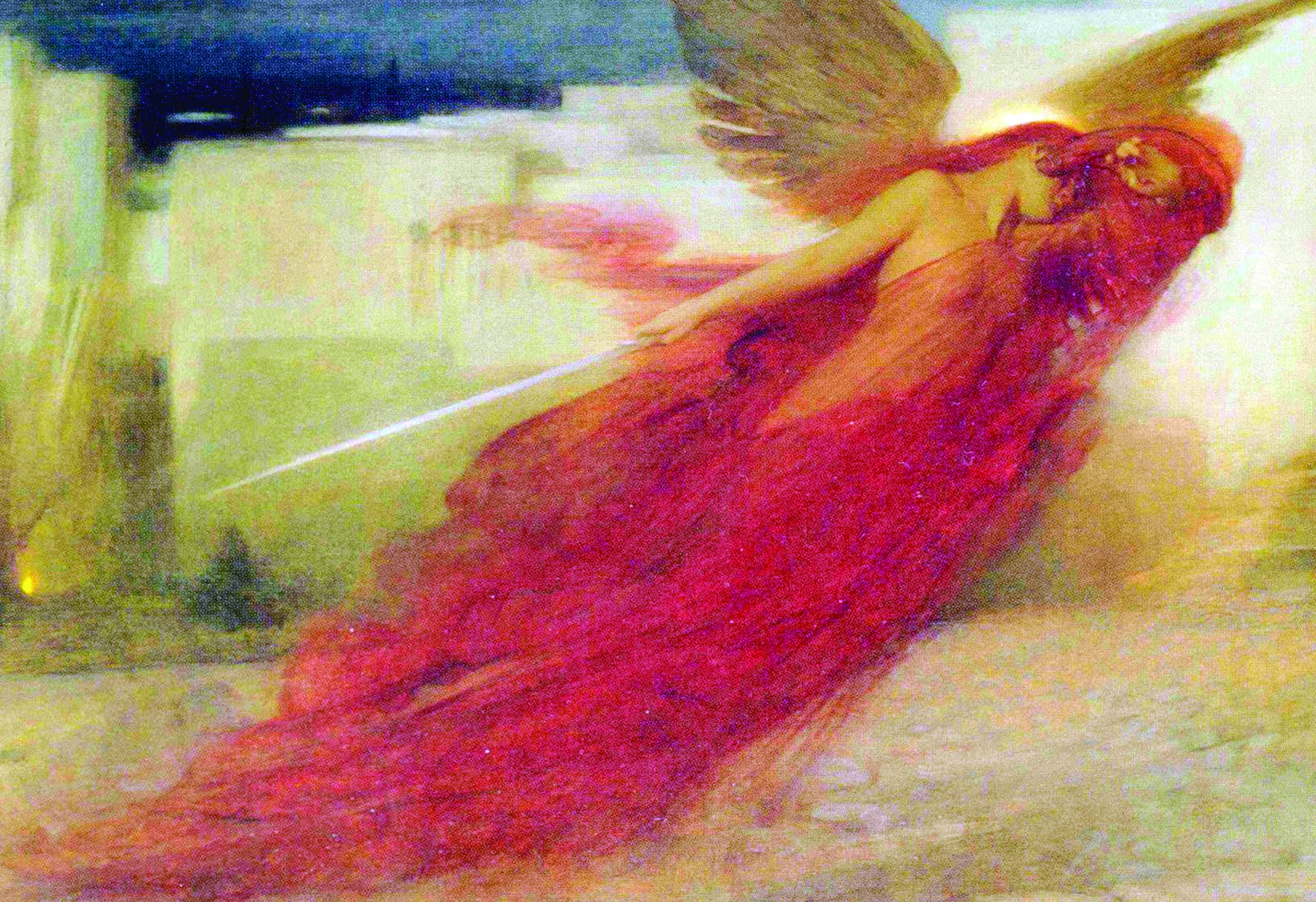 7 ARTHUR HACKER And There was a Great Cry in Egypt LANGELO STERMINATORE
