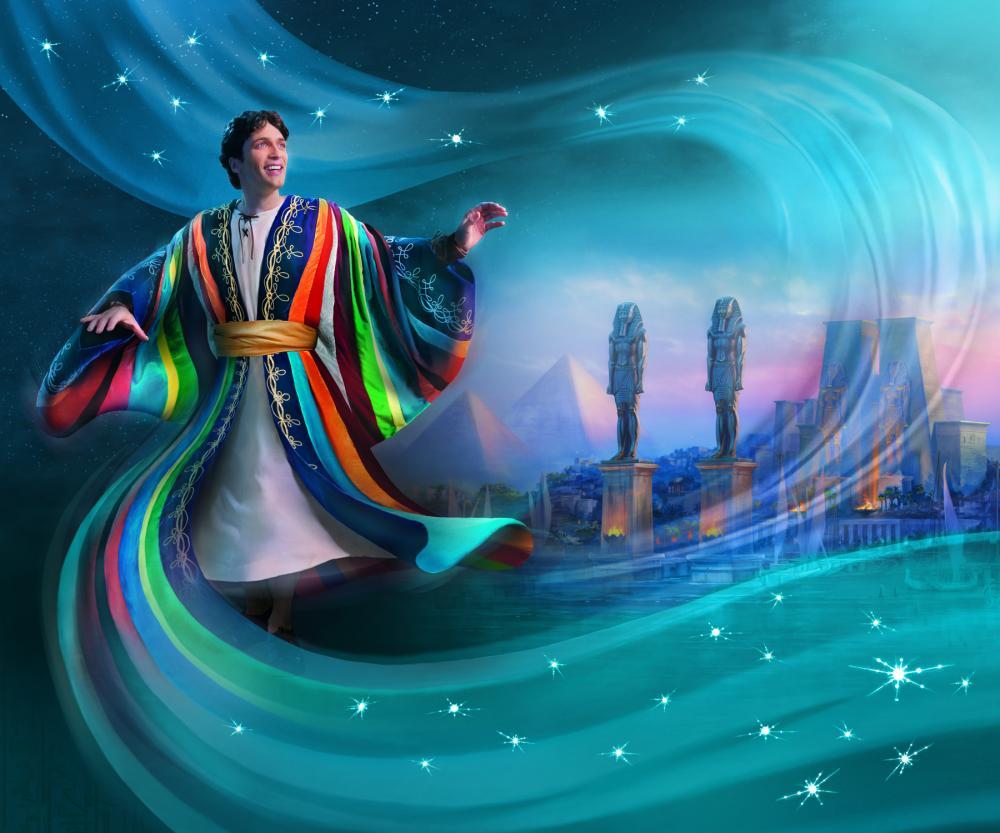 9 Giuseppe e la veste multicolore