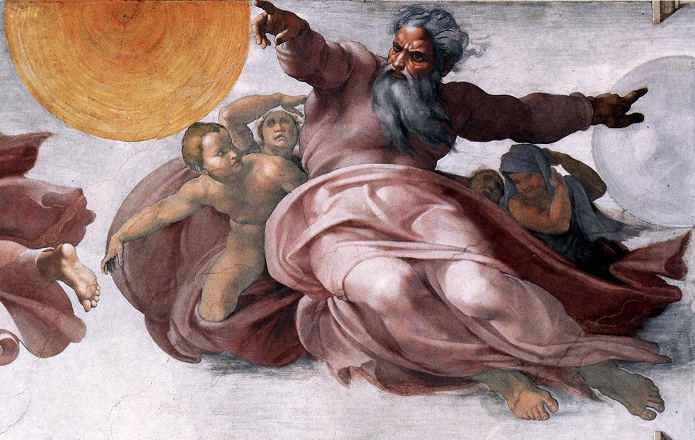 CREAZIONE DI DIO o CREAZIONE DI DEI?