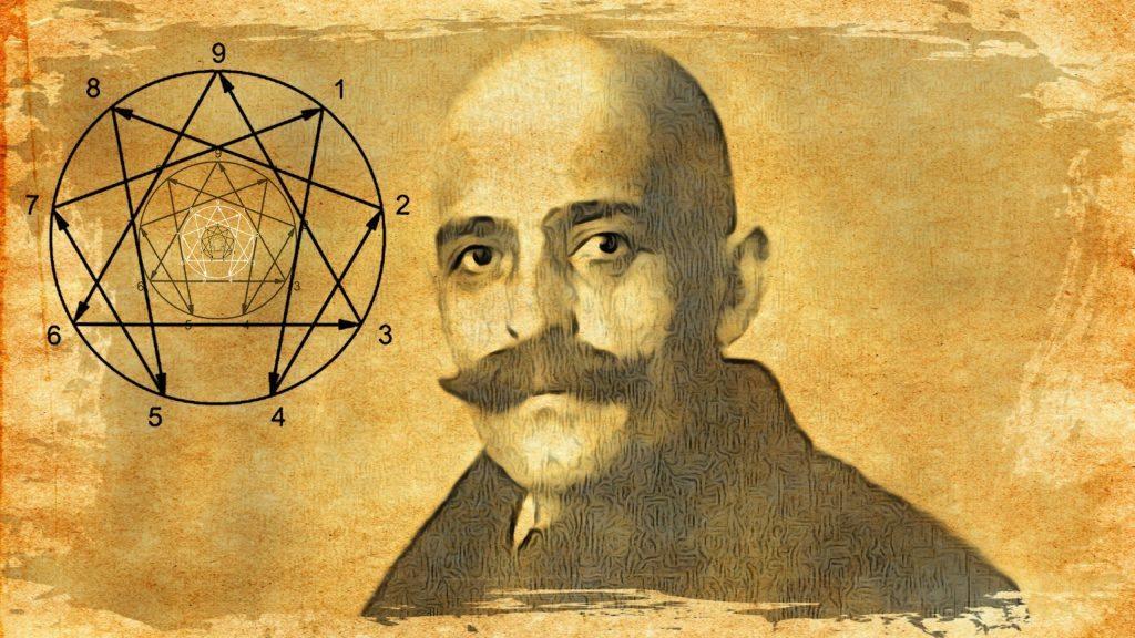 Nel pensiero di Gurdjieff la lotta dell'uomo per conquistare un centro di gravità permanente