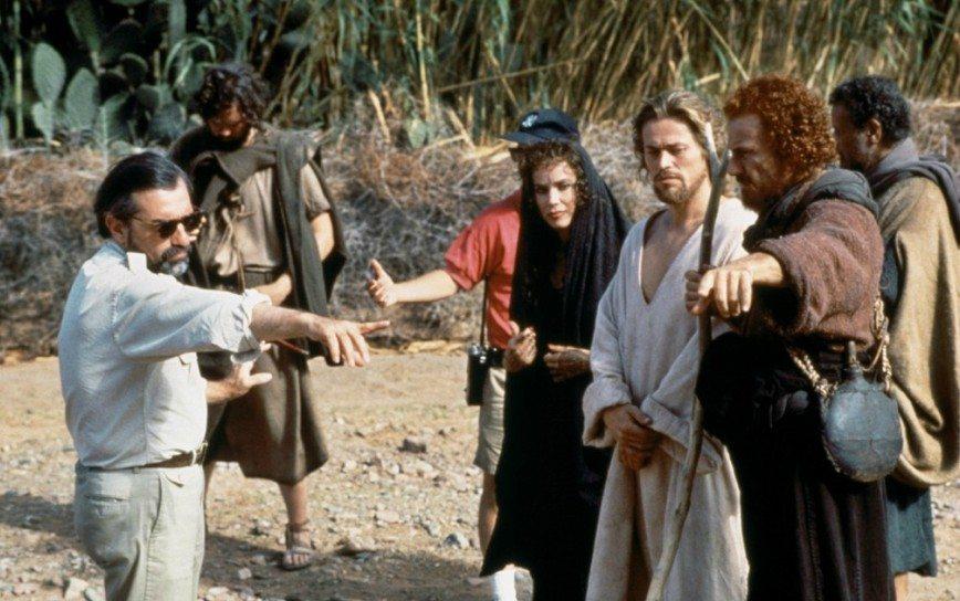 INTERVISTA A SCORSESE su L'ULTIMA TENTAZIONE DI CRISTO