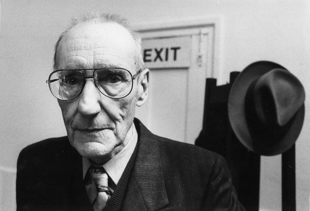William Burroughs su Scientology