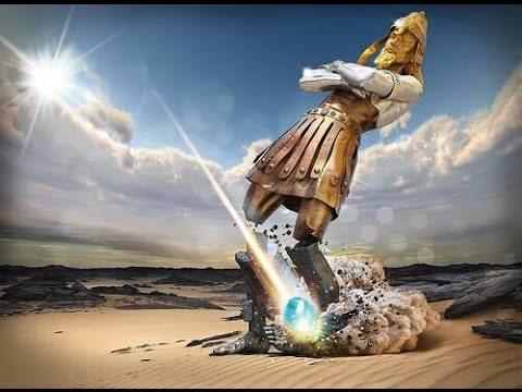La Statua di Nabucodonosor secondo la visione di Daniele