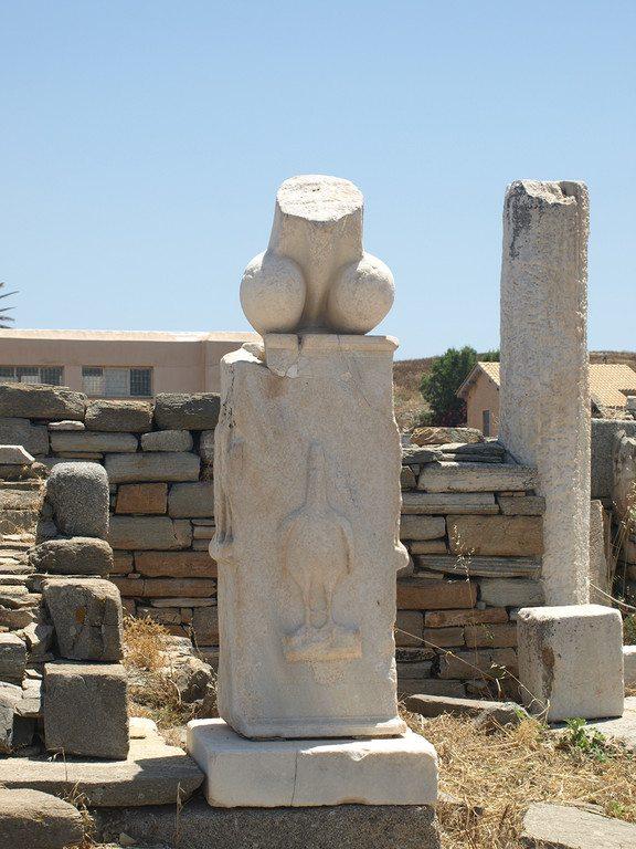 fallo dedicato al Dio Dioniso