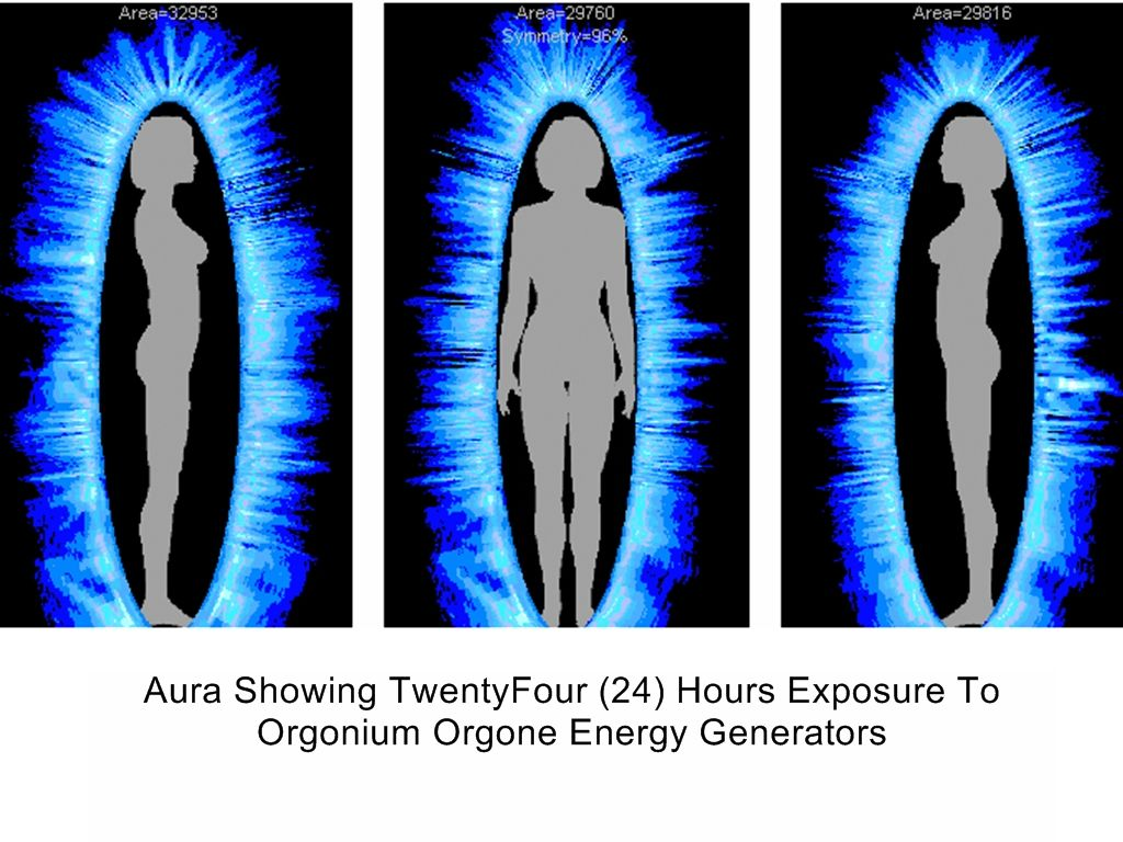 9 orgone sia influenza sull'aura umana