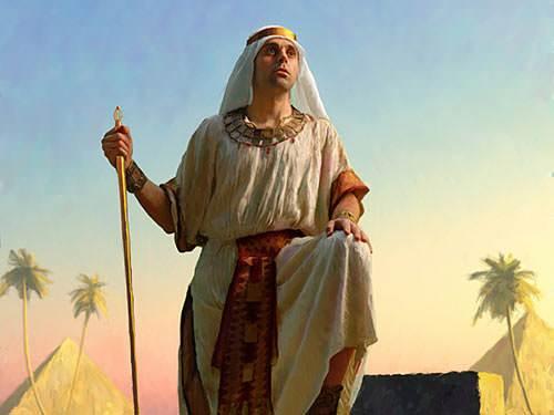 GIUSEPPE VICE FARAONE D'EGITTO