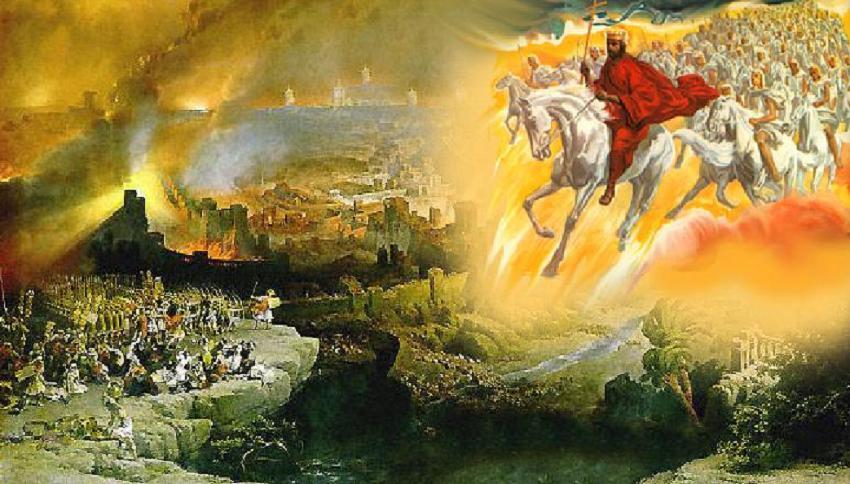 LO SCETTRO DI DIO, IL BASTONE DI MOSÈ E IL MESSIA