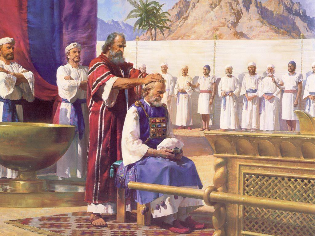 LE BENEDIZIONI DI GIACOBBE E DI MOSÈ