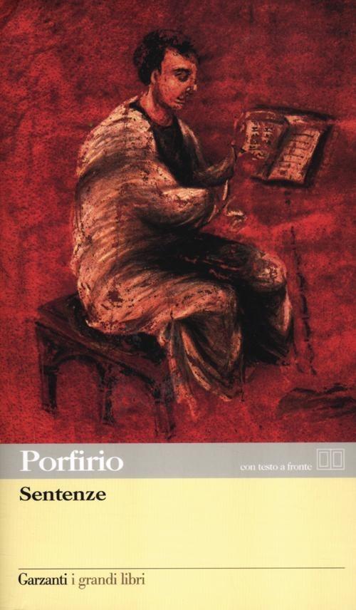SENTENZE di Porfirio (Testo Integrale)