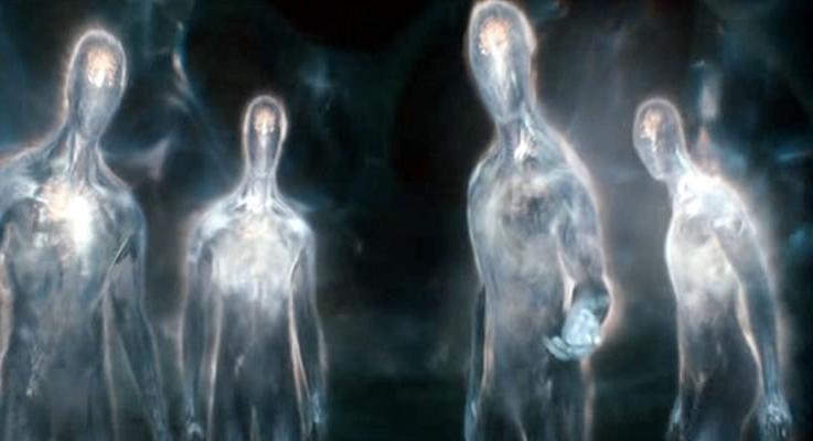 12 alieni esodimensionali