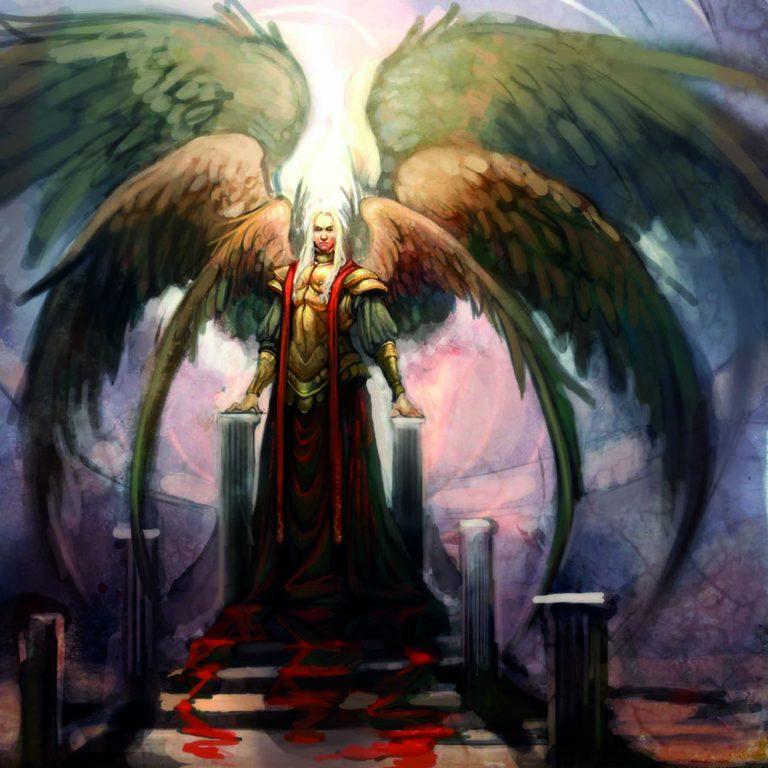 Lucifer-Belial era molto temuto dai Qumraniani