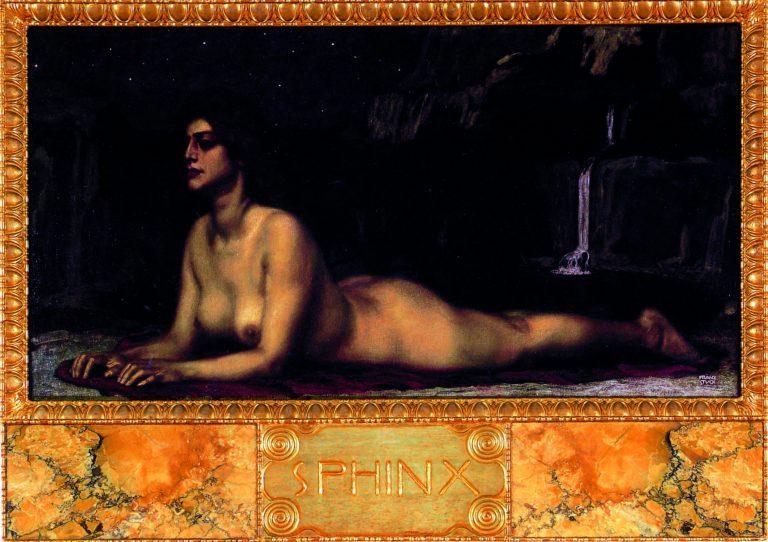 Sphinx_1904 von stuck