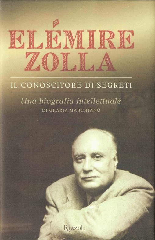 ELEMIRE ZOLLA, L'UNIVERSALISTA