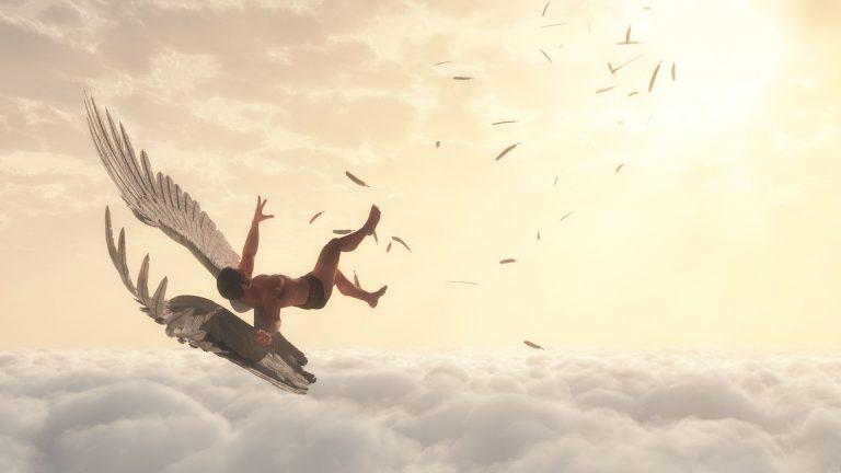 icarus-falling